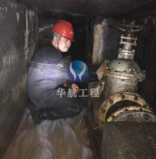 水下电缆铺设