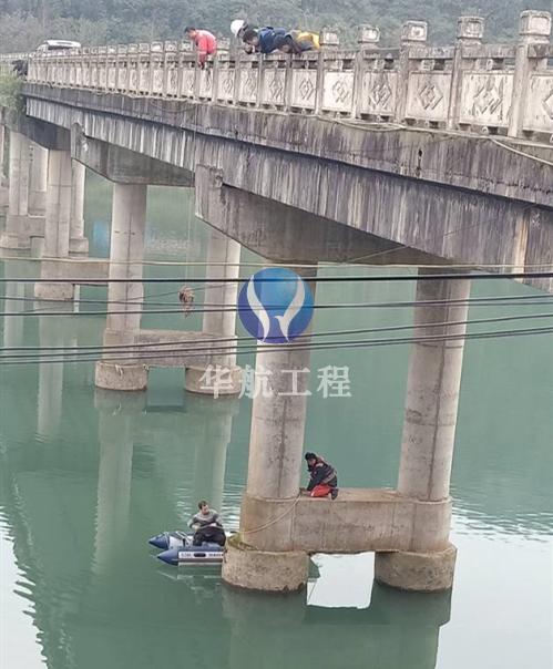 桥桩水下录像检测服务
